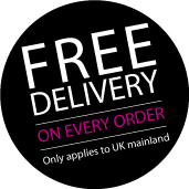 Free delivery on orders at Studioseven Art Gallery