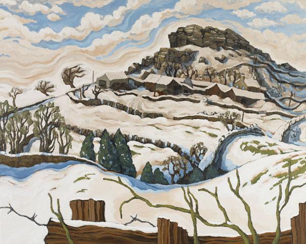 1st prize. Harrogate Open Mercer Gallery 2012