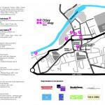 Otley art map interior 2013