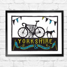 Tour de yorkshire brick